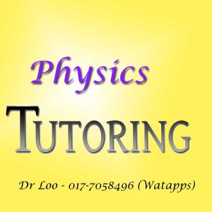 Physics Home Tutor Petaling Jaya