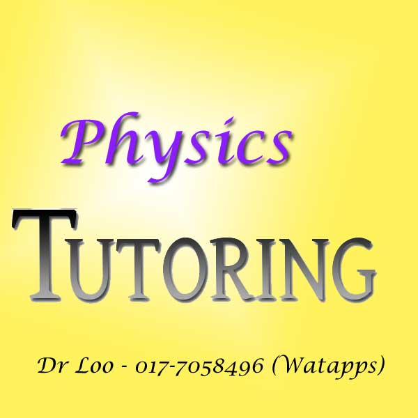 Physics Home Tuition in Kajang